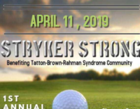Stryker Strong 2019 Golf Tournament