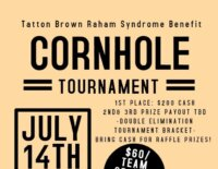 Clubine-Badowski 2019 Cornhole Tournament